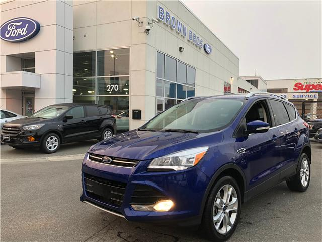 2016 Ford Escape Titanium (Stk: OP18261) in Vancouver - Image 1 of 28
