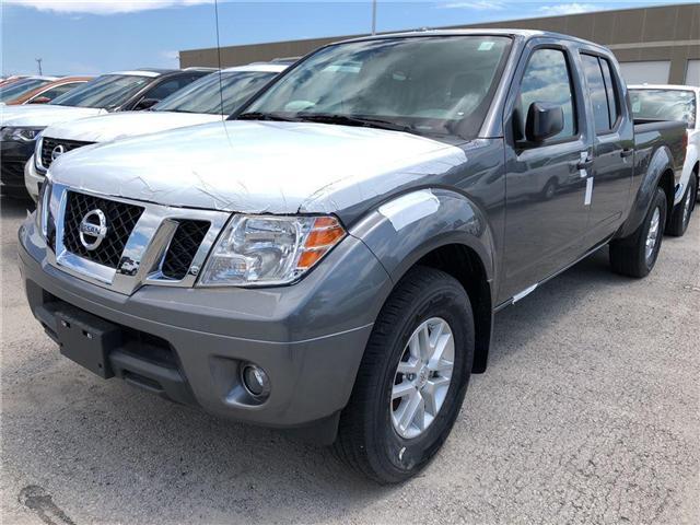 2018 Nissan Frontier SV (Stk: N18424) in Oakville - Image 1 of 5