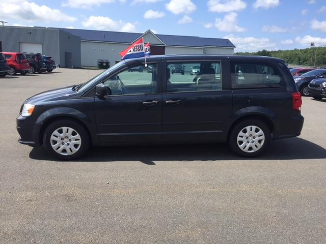 2014 Dodge Grand Caravan SE/SXT (Stk: R415604) in Antigonish / New Glasgow - Image 1 of 12