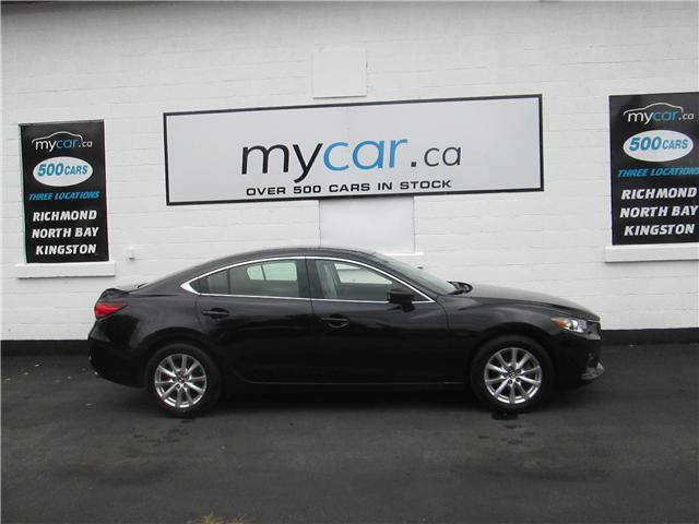 2015 Mazda MAZDA6 GX (Stk: 181112) in Kingston - Image 1 of 12