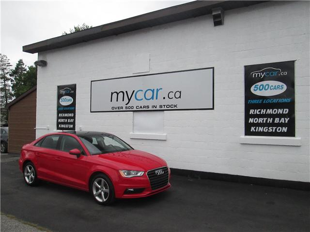 2015 Audi A3 1.8T Komfort (Stk: 181140) in Richmond - Image 2 of 12