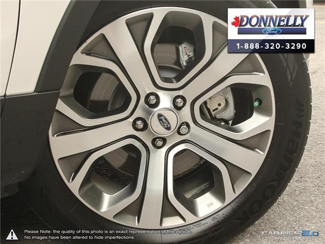 2018 Ford Explorer Platinum (Stk: DR595) in Ottawa - Image 6 of 27