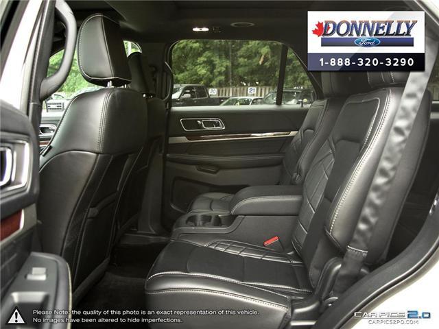 2018 Ford Explorer Platinum (Stk: DR595) in Ottawa - Image 24 of 27