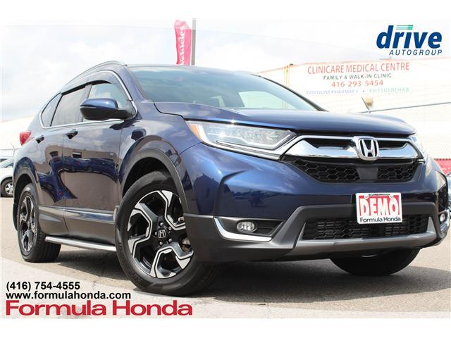 2018 Honda CR-V Touring (Stk: 18-0315D) in Scarborough - Image 1 of 36
