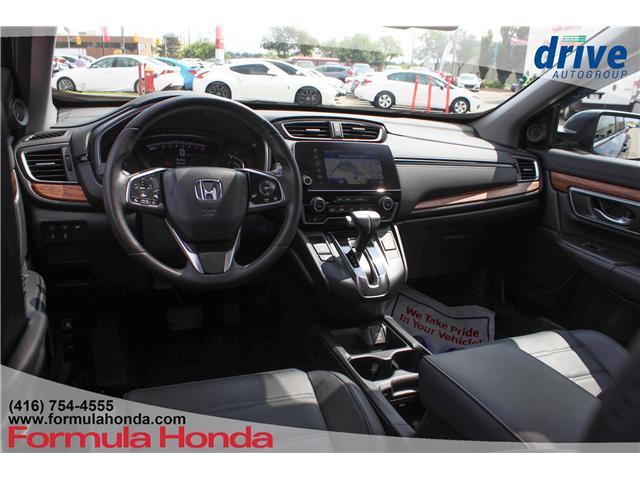 2018 Honda CR-V Touring (Stk: 18-0315D) in Scarborough - Image 2 of 36