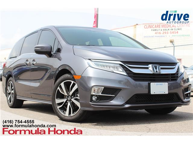 2018 Honda Odyssey Touring (Stk: 18-0035D) in Scarborough - Image 1 of 41