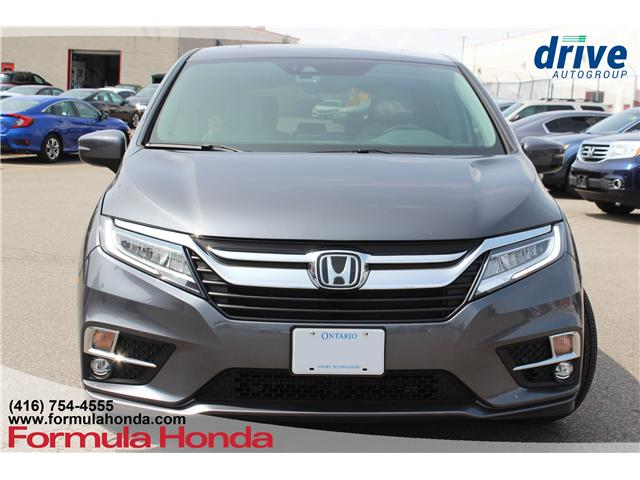 2018 Honda Odyssey Touring (Stk: 18-0035D) in Scarborough - Image 3 of 41