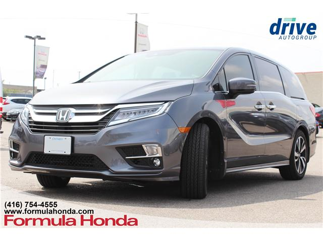 2018 Honda Odyssey Touring (Stk: 18-0035D) in Scarborough - Image 4 of 41