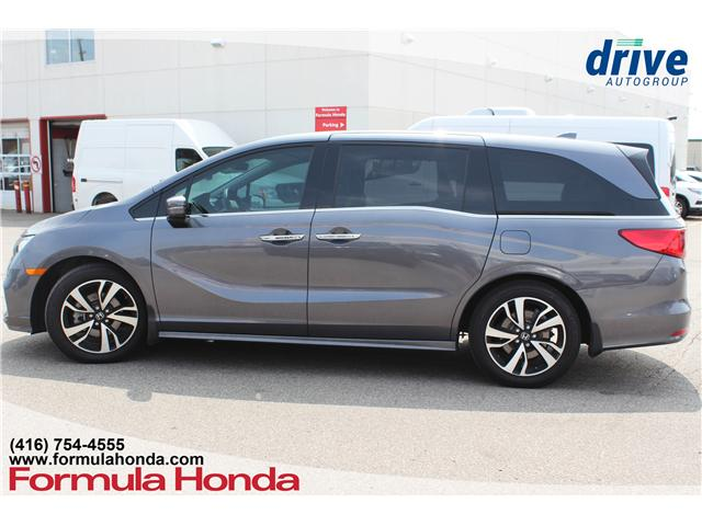 2018 Honda Odyssey Touring (Stk: 18-0035D) in Scarborough - Image 5 of 41