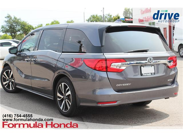 2018 Honda Odyssey Touring (Stk: 18-0035D) in Scarborough - Image 6 of 41