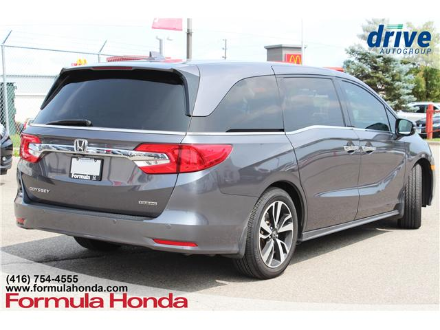 2018 Honda Odyssey Touring (Stk: 18-0035D) in Scarborough - Image 8 of 41