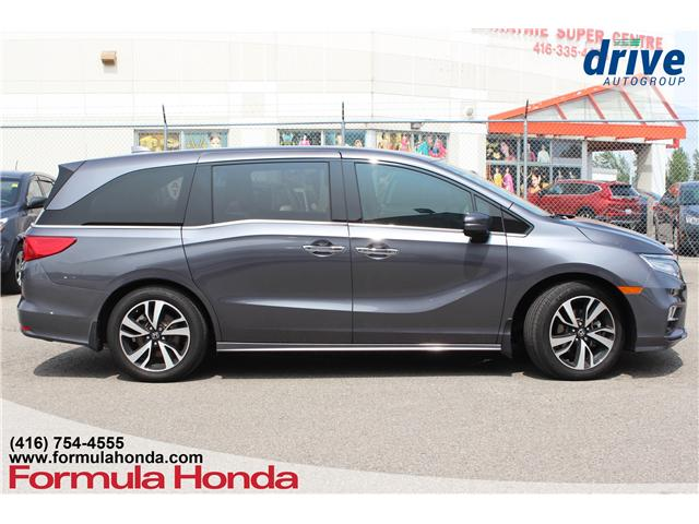 2018 Honda Odyssey Touring (Stk: 18-0035D) in Scarborough - Image 9 of 41