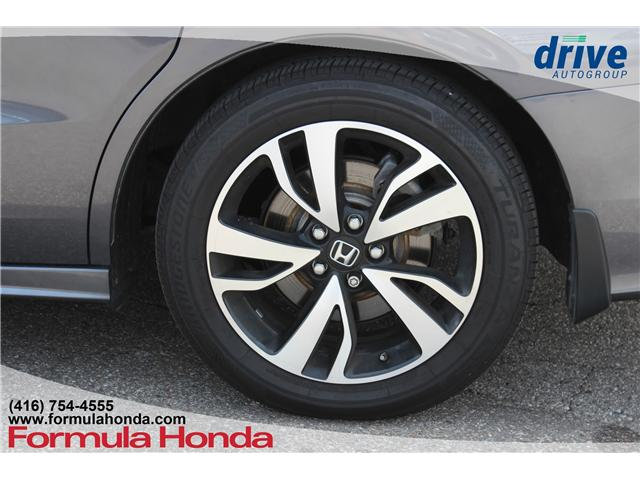 2018 Honda Odyssey Touring (Stk: 18-0035D) in Scarborough - Image 32 of 41