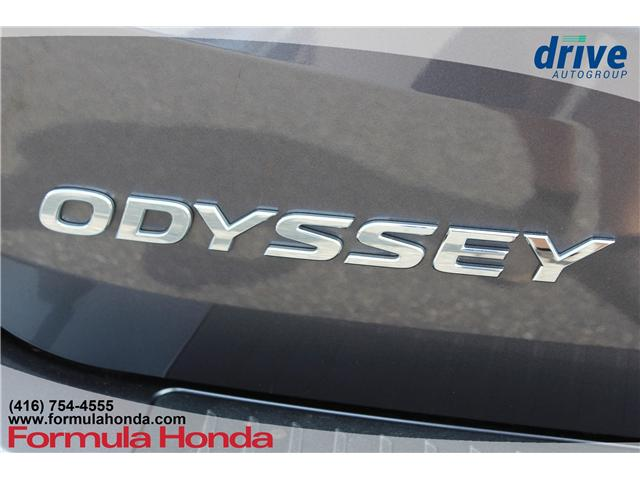 2018 Honda Odyssey Touring (Stk: 18-0035D) in Scarborough - Image 33 of 41