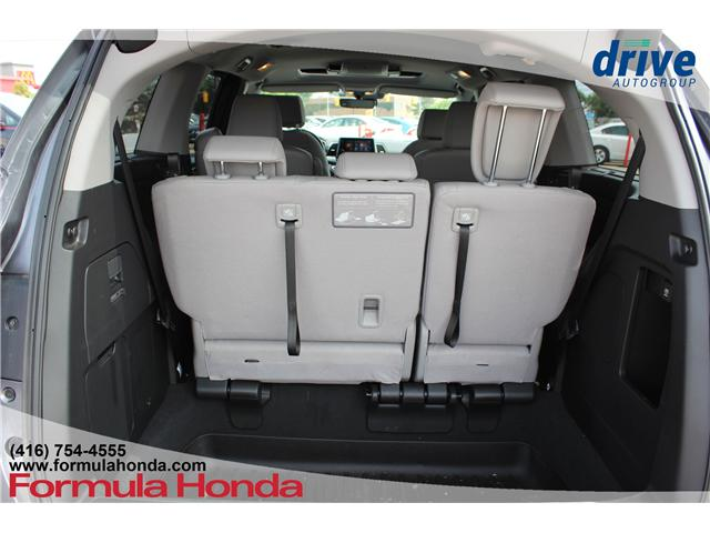 2018 Honda Odyssey Touring (Stk: 18-0035D) in Scarborough - Image 35 of 41