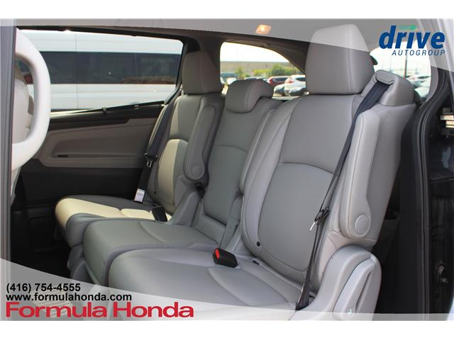 2018 Honda Odyssey Touring (Stk: 18-0035D) in Scarborough - Image 37 of 41
