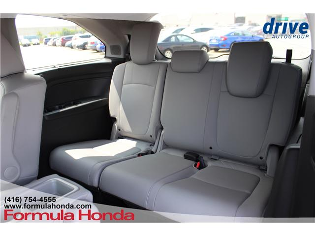 2018 Honda Odyssey Touring (Stk: 18-0035D) in Scarborough - Image 38 of 41