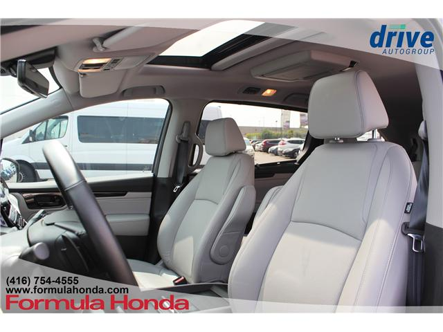 2018 Honda Odyssey Touring (Stk: 18-0035D) in Scarborough - Image 10 of 41