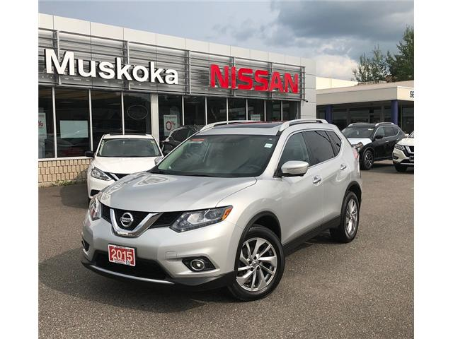2015 Nissan Rogue SL (Stk: 18051A) in Bracebridge - Image 1 of 6