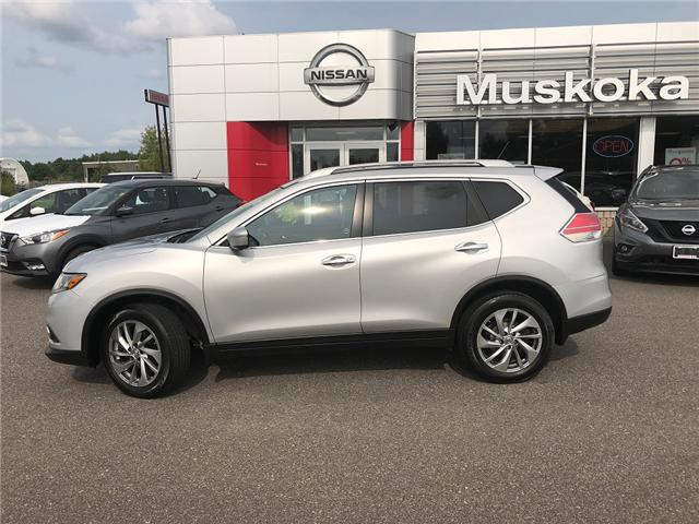 2015 Nissan Rogue SL (Stk: 18051A) in Bracebridge - Image 2 of 6