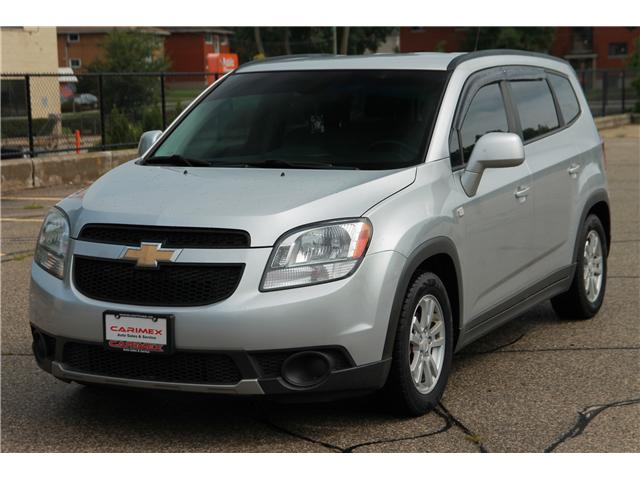 2012 Chevrolet Orlando 1LT (Stk: 1808377) in Waterloo - Image 1 of 24