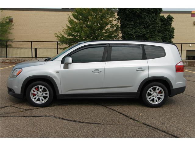 2012 Chevrolet Orlando 1LT (Stk: 1808377) in Waterloo - Image 2 of 24