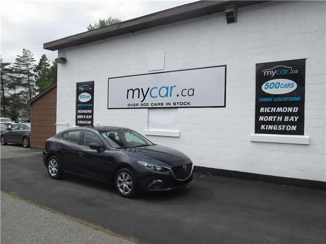 2015 Mazda Mazda3 GX (Stk: 181094) in Kingston - Image 2 of 12