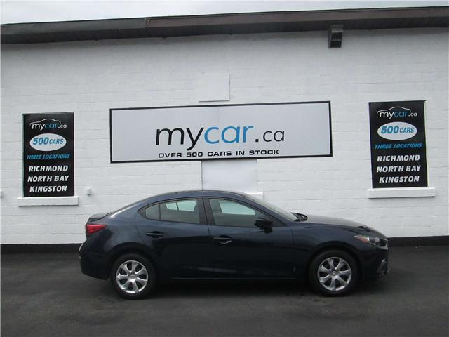 2015 Mazda Mazda3 GX (Stk: 181094) in Kingston - Image 1 of 12