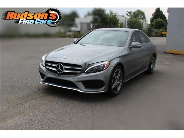 2015 Mercedes-Benz C-Class  (Stk: 38539) in Toronto - Image 2 of 19