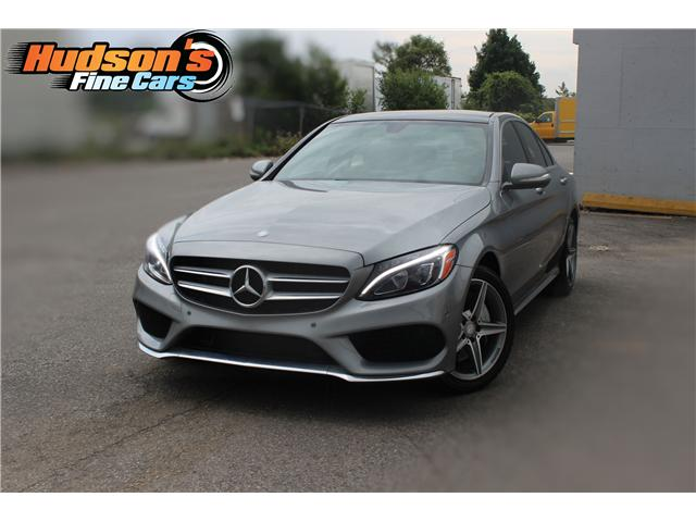2015 Mercedes-Benz C-Class  (Stk: 38539) in Toronto - Image 1 of 19