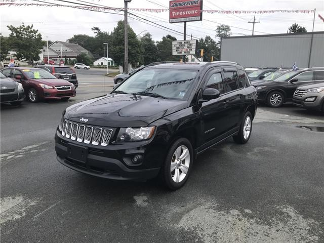 2014 Jeep Compass Sport/North (Stk: U68591) in Lower Sackville - Image 1 of 13