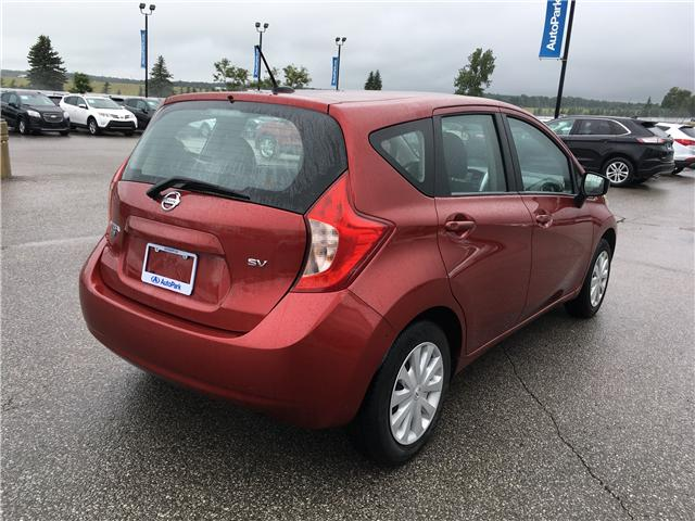 2016 Nissan Versa Note 1.6 SV (Stk: 16-90984RJB) in Barrie - Image 5 of 24