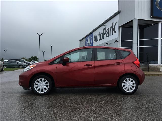 2016 Nissan Versa Note 1.6 SV (Stk: 16-90984RJB) in Barrie - Image 8 of 24