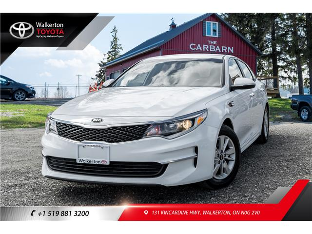 2017 Kia Optima LX (Stk: L8621) in Waterloo - Image 1 of 19