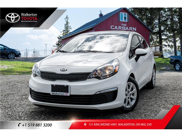 2017 Kia Rio LX+ (Stk: L8617) in Waterloo - Image 1 of 19