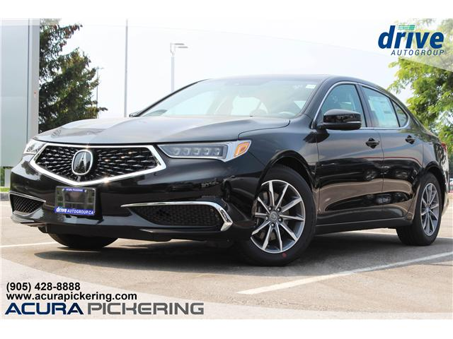 2019 Acura TLX Tech (Stk: AT086) in Pickering - Image 1 of 36