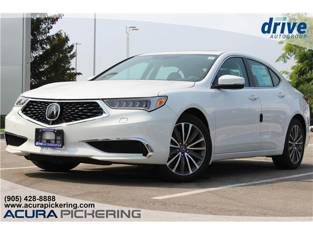 2019 Acura TLX Tech (Stk: AT048) in Pickering - Image 1 of 36