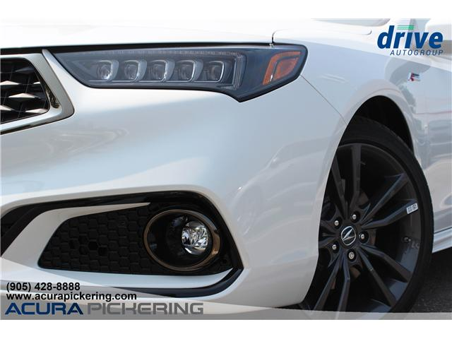2019 Acura TLX Tech A-Spec (Stk: AT007) in Pickering - Image 29 of 36