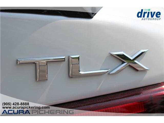 2019 Acura TLX Tech A-Spec (Stk: AT007) in Pickering - Image 31 of 36