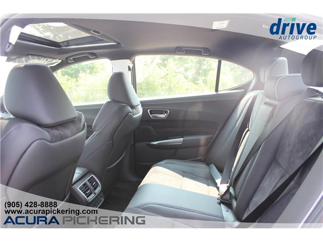 2019 Acura TLX Tech A-Spec (Stk: AT007) in Pickering - Image 34 of 36