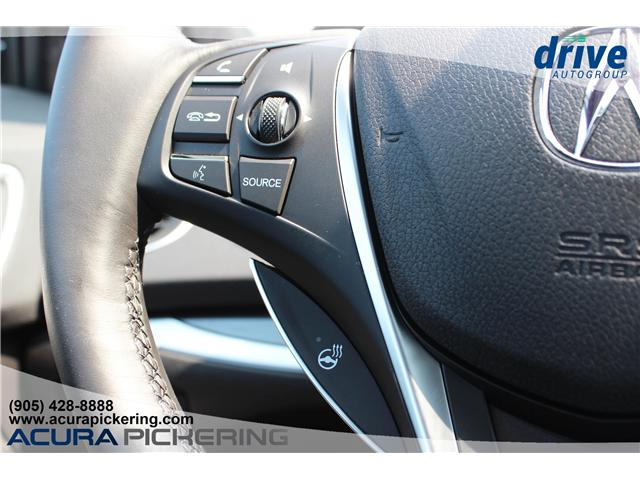 2019 Acura TLX Tech A-Spec (Stk: AT007) in Pickering - Image 21 of 36
