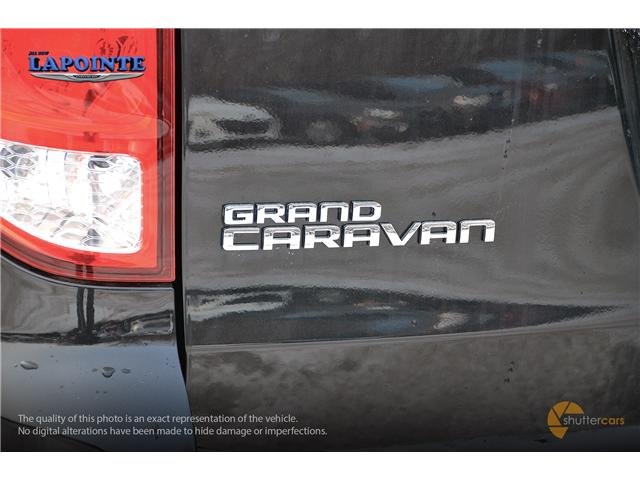 2017 Dodge Grand Caravan CVP/SXT (Stk: SL17576) in Pembroke - Image 5 of 20