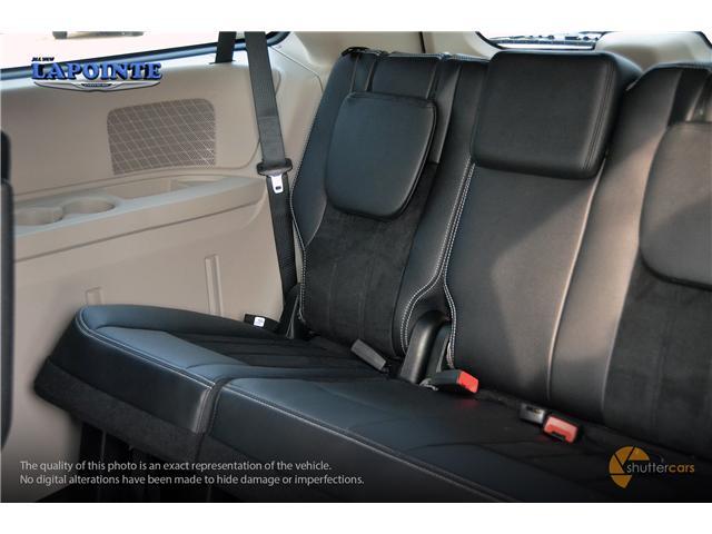 2017 Dodge Grand Caravan CVP/SXT (Stk: SL17576) in Pembroke - Image 10 of 20