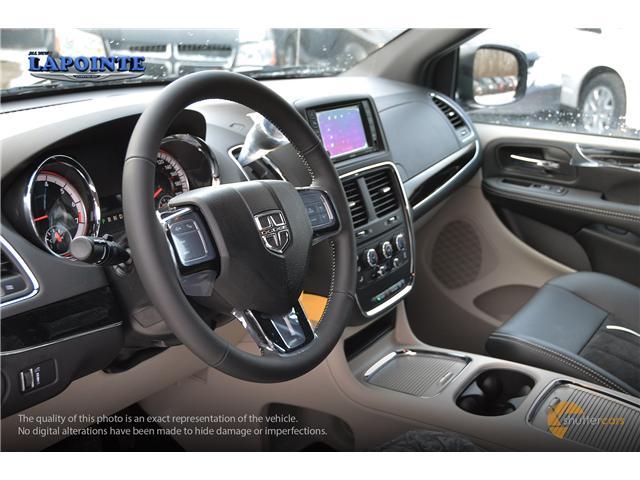2017 Dodge Grand Caravan CVP/SXT (Stk: SL17576) in Pembroke - Image 12 of 20