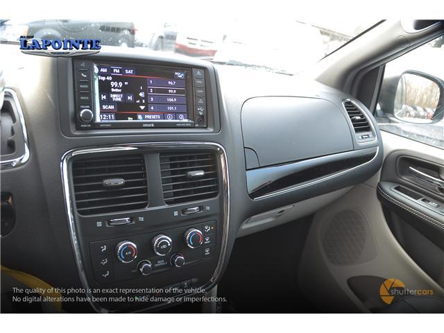 2017 Dodge Grand Caravan CVP/SXT (Stk: SL17576) in Pembroke - Image 16 of 20