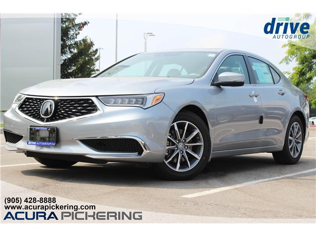 2019 Acura TLX Tech (Stk: AT045) in Pickering - Image 1 of 36