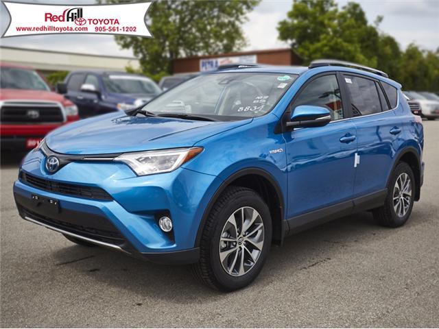 2018 Toyota RAV4 Hybrid LE+ (Stk: 181053) in Hamilton - Image 1 of 17