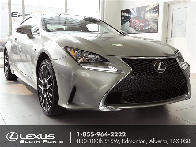 2017 Lexus RC 300  (Stk: LUB2939) in Edmonton - Image 1 of 20