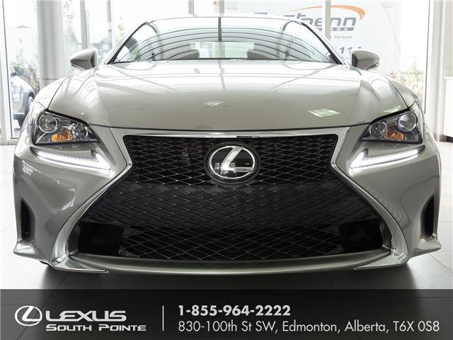 2017 Lexus RC 300  (Stk: LUB2939) in Edmonton - Image 2 of 20