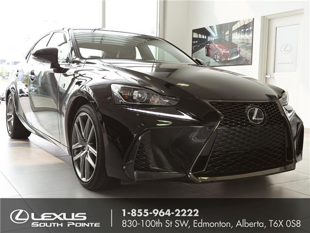 2017 Lexus IS 350  (Stk: L800179A) in Edmonton - Image 1 of 20